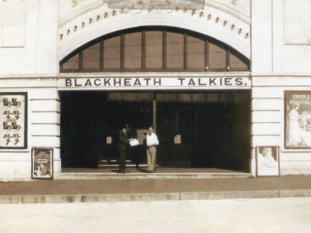 Blackheath Talkies