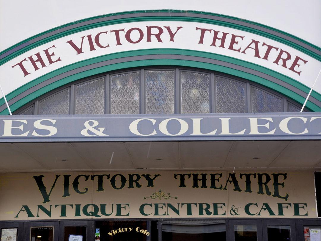 Victory Theatre Facade